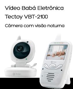 Vídeo Babá Eletrônica Tectoy VBT-2100