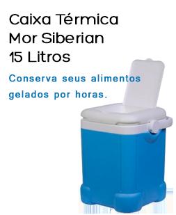 Caixa Térmica Mor Siberian 15 Litros