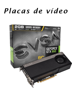 Placas de Vídeo