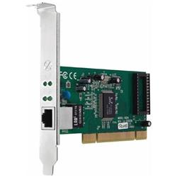 Mania Virtual Placa de Rede INTELBRAS PEG132B PCI 10/100/1000 Mbps - 4005008