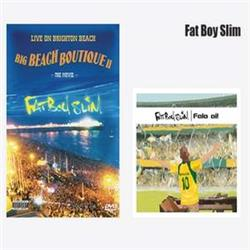 Mania Virtual Dvd  Fatboy Slim - Incredible Adventures In Brazil + Cd Fala Ai!