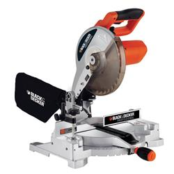 "Mania Virtual Serra de Esquadria 10"" - BT 1400 - 220 V- BLACK & DECKER"