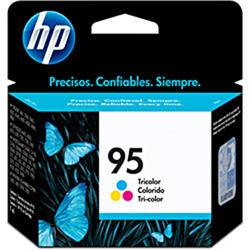 Mania Virtual Cartucho HP 95 Jato de Tinta Tricolor 10ml - C8766wb