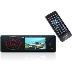 "Mania Virtual DVD Automotivo Phaser ARD-310 c/ Tela 3"", Entrada Auxiliar A/V Frontal, Entrada Mini USB e Slot p/ Cart�o - PHASER"