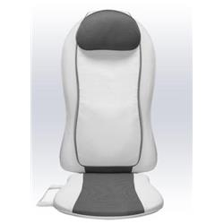Mania Virtual Assento de Massagem Relaxmedic RM-AS3605, Premium com Massagem 3D, Shiatsu, Swing e Rolling, Bivolt