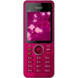 Mania Virtual Freecel F45 Rosa CELULAR DESBLOQUEADO, Dual Chip, C�mera 1.3 MP, MP3 / MP4 Player, R�dio FM, Bluetooth, Fone de Ouvido