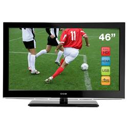 "Mania Virtual TV LCD 46"" Stile D46 CCE Full HD, Conversor Digital, 3 HDMI, Time Shift"
