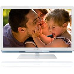 Mania Virtual Tv Philips 22 Polegadas - LED -  Cor Branca, Full Hd, Conversor Digital, 3 HDMI, USB, V�deo via USB